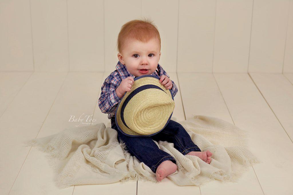 Roanoke Baby Photographer