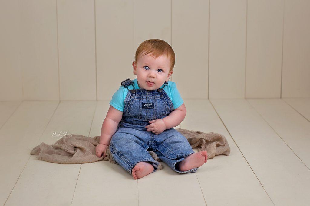 baby portrait Roanoke VA